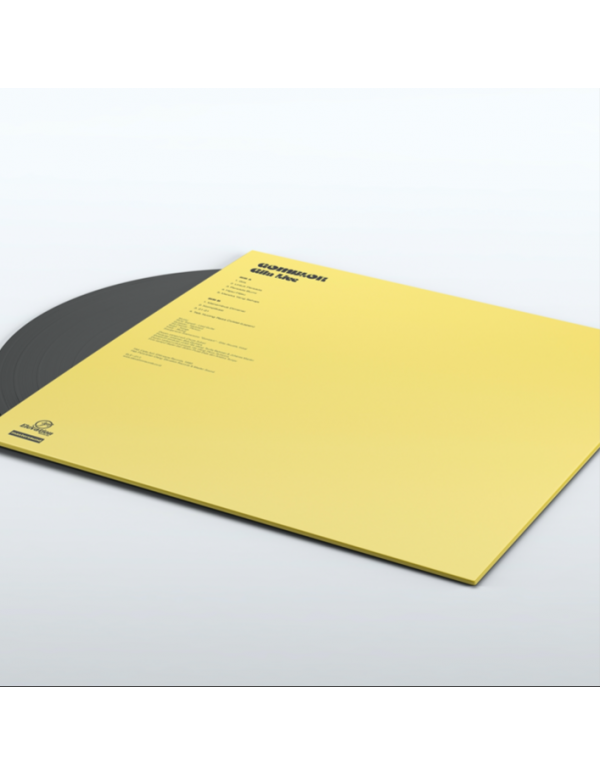 Gombloh Live Gila (37th Year Anniversary Black Vinyl Edition)