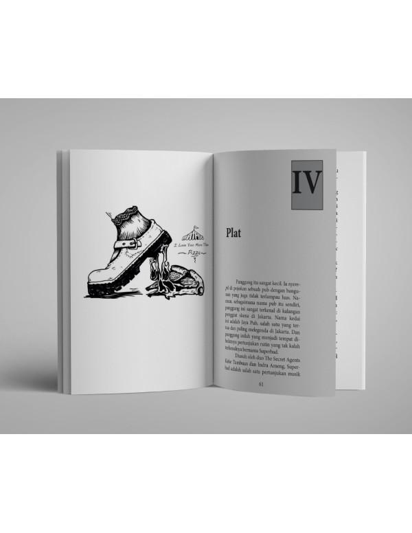 Buku Seri C-45 Wonderland: Memoar Dari Selatan Yogyakarta