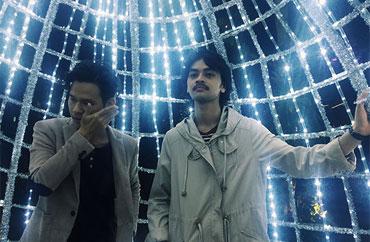 'Supergroup' The Knife Club merilis album Affliction