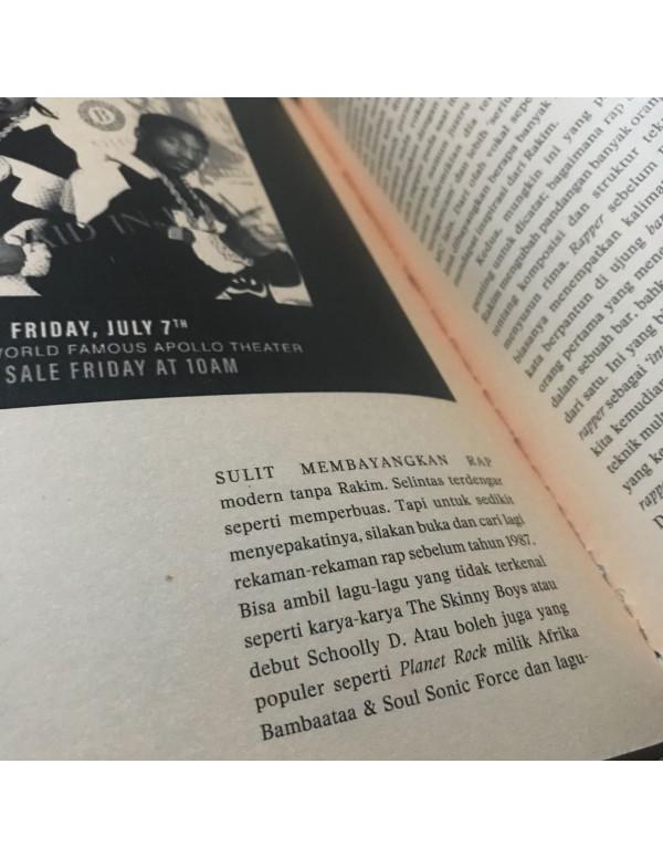 Flip Da Skrip: Kumpulan Catatan Rap Nerd Dalam Satu Dekade